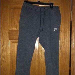 Boys gray sweatpants
